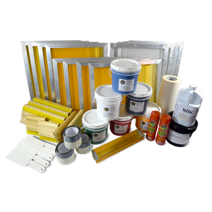 Complete Screen Printing Starter Kits