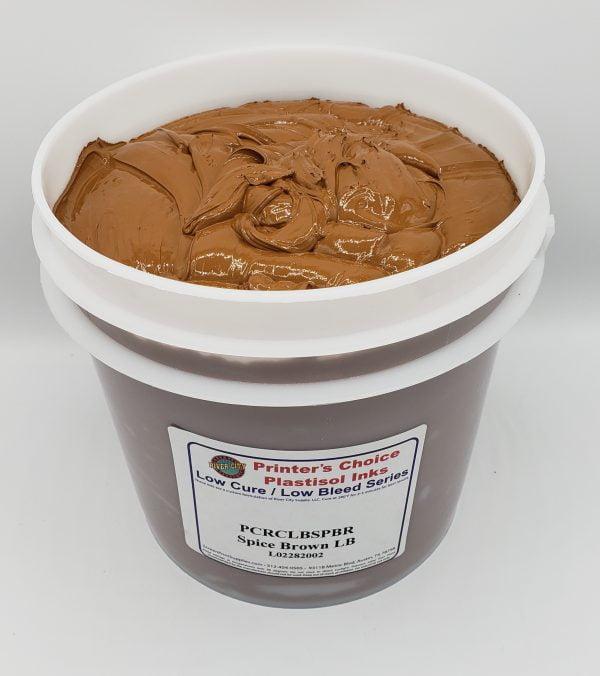 spice brown plastisol