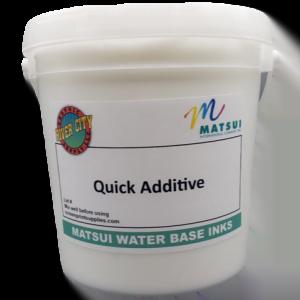 Matsui Water Base Additives