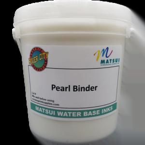 Matsui Pearl Binder