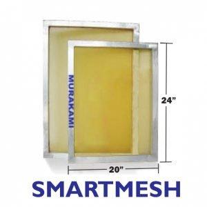 "Murakami Smartmesh 20""X24"" Aluminum Frame Screens"