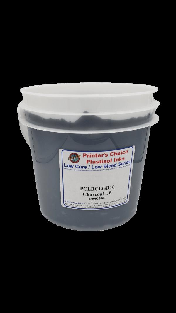charcoal plastisol