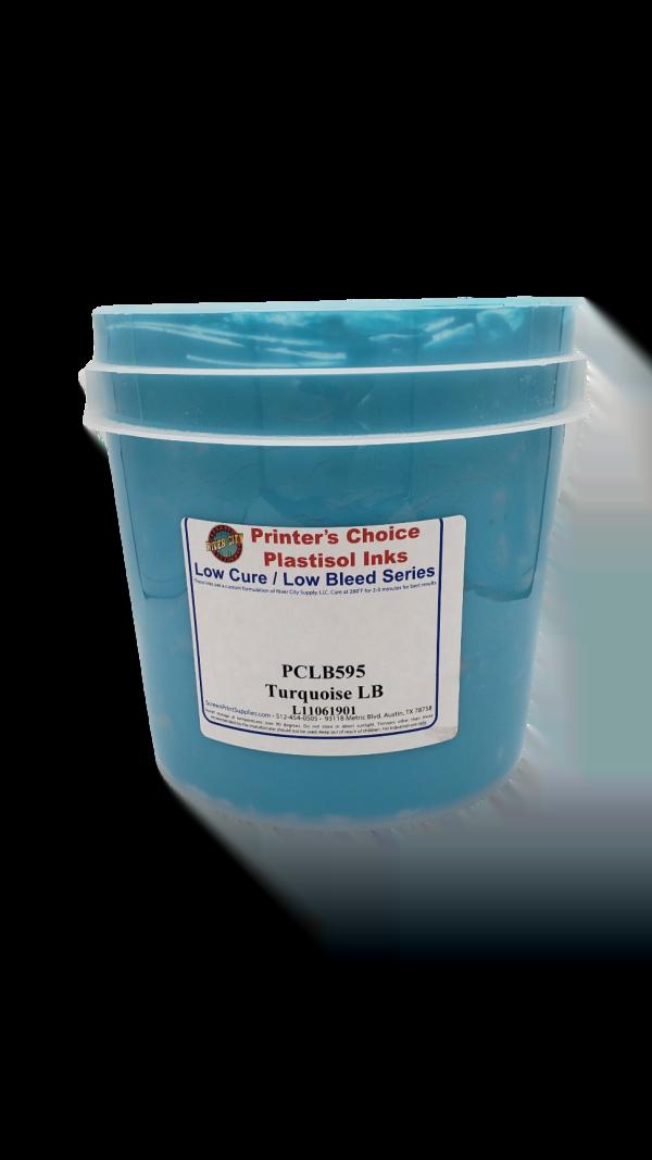 turquoise plastisol