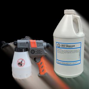 spot cleaning gun