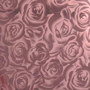 Pink Roses Foil