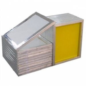 Standard Mesh Aluminum Frame Screens