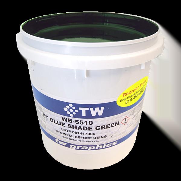 TW 5510 Blue Shade Green