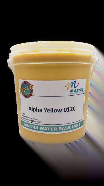 Alpha Yellow C