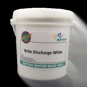 Brite Discharge White