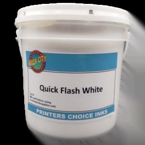 Quick Flash White