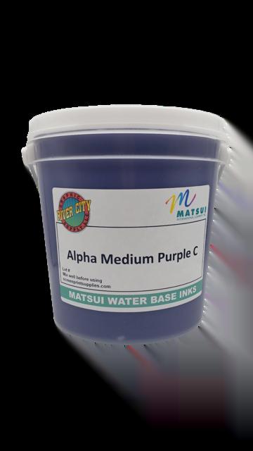 Alpha Med Purple C