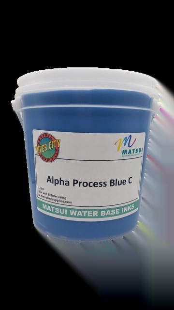 Alpha Process Blue C