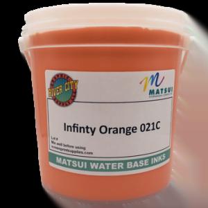 Infinity Orange 21