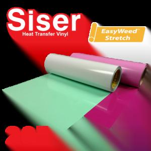 "Siser Easyweed 20"" Stretch Heat Transfer Vinyl Colors"