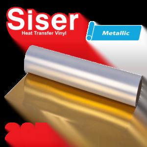 "Siser Easyweed 20"" Heat Transfer Vinyl Metallics"
