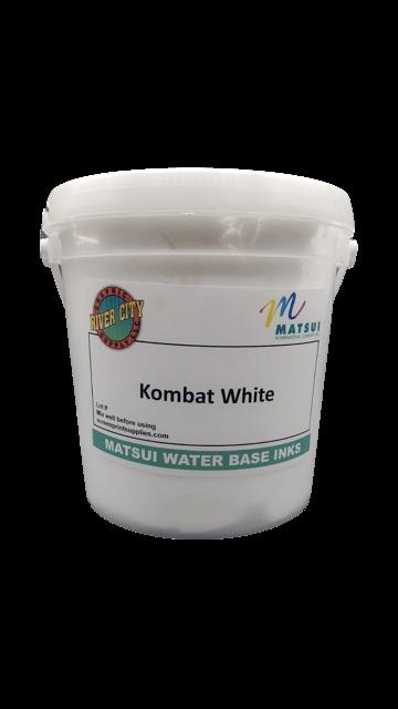 Matsui Kombat White
