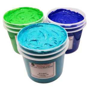 Printers Choice Standard Plastisol Inks - For printing on 100% Cotton or 50/50 Blends