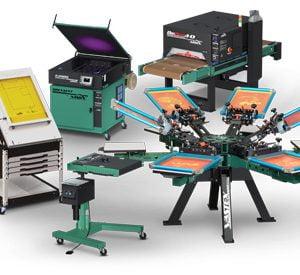 Build A Screen Printing Shop