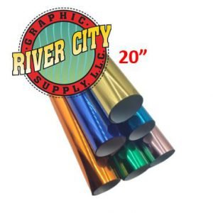 "River City 20"" Heat Transfer Vinyl"