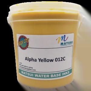 Matsui Water Based Inks