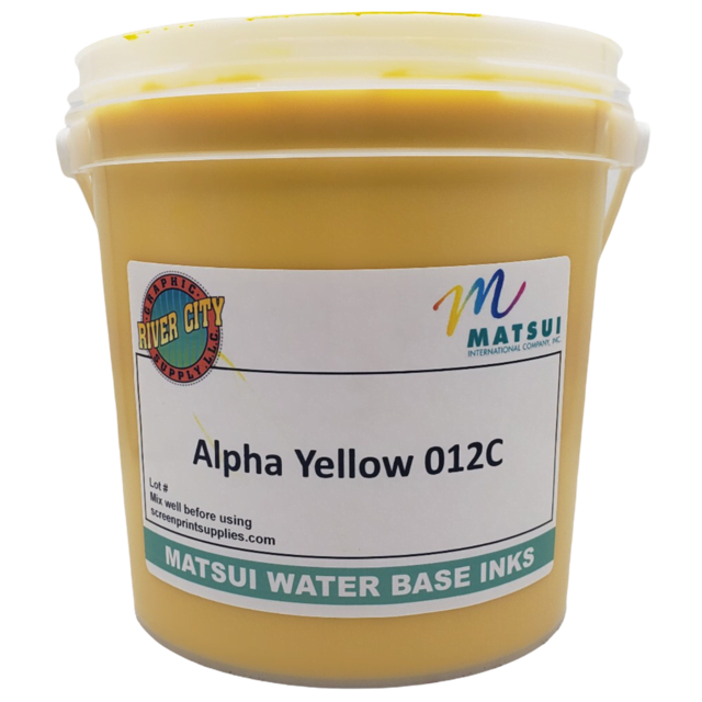 Alpha Yellow