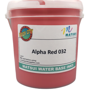 Matsui Water Base & Discharge Ready-For-Use Mixing Alpha Series