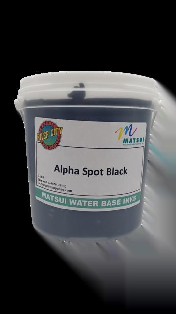 Alpha Spot Black