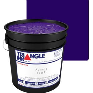 Triangle Plastisol Color Inks
