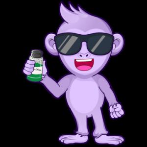 Glitter Chimp Glitters